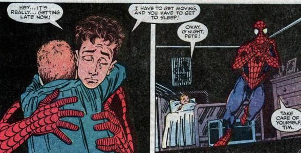 Peter Parker, un héros sensible proche de son lecteur