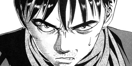 Fujimoto (enfin) en colère !