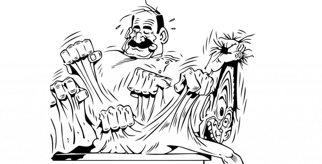 Un massage revigorant !
