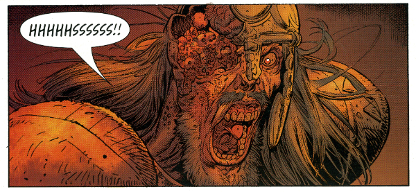Beurk ! Quelqu'un pourrait'il rétablir le Comics Code ?