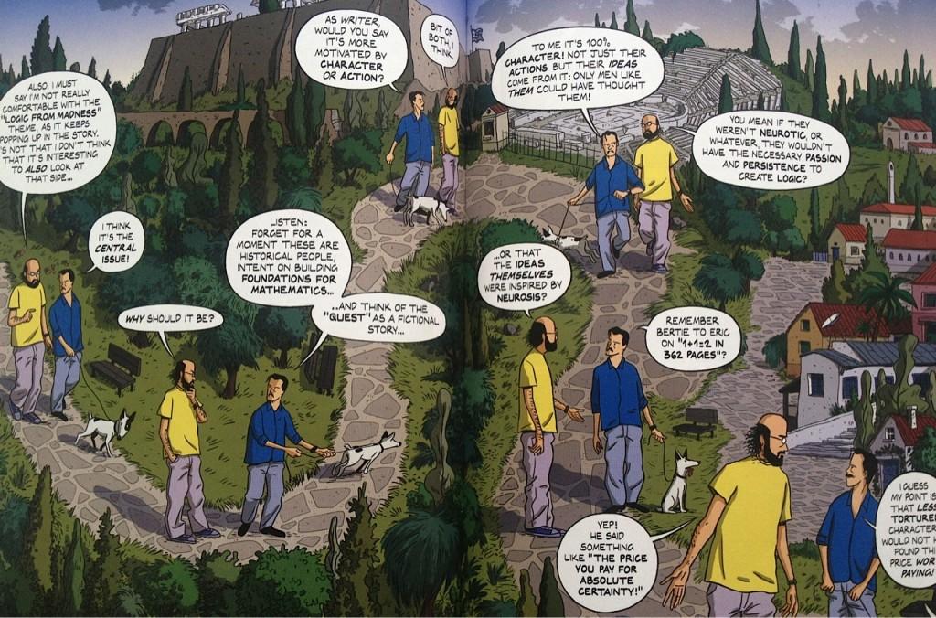illustration 3, p.203 - Eloge de la folie