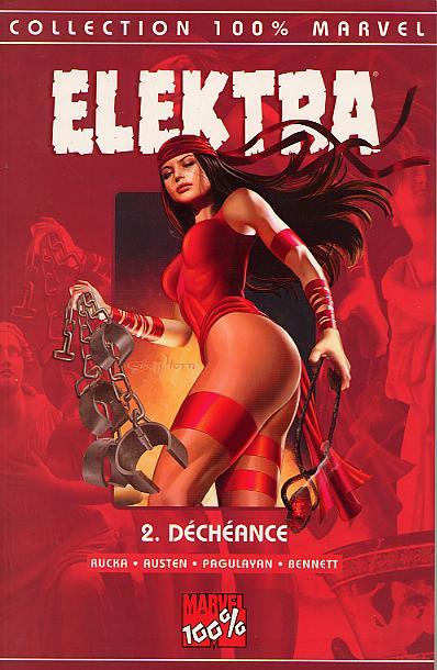 Elektra va te donner la fessée !