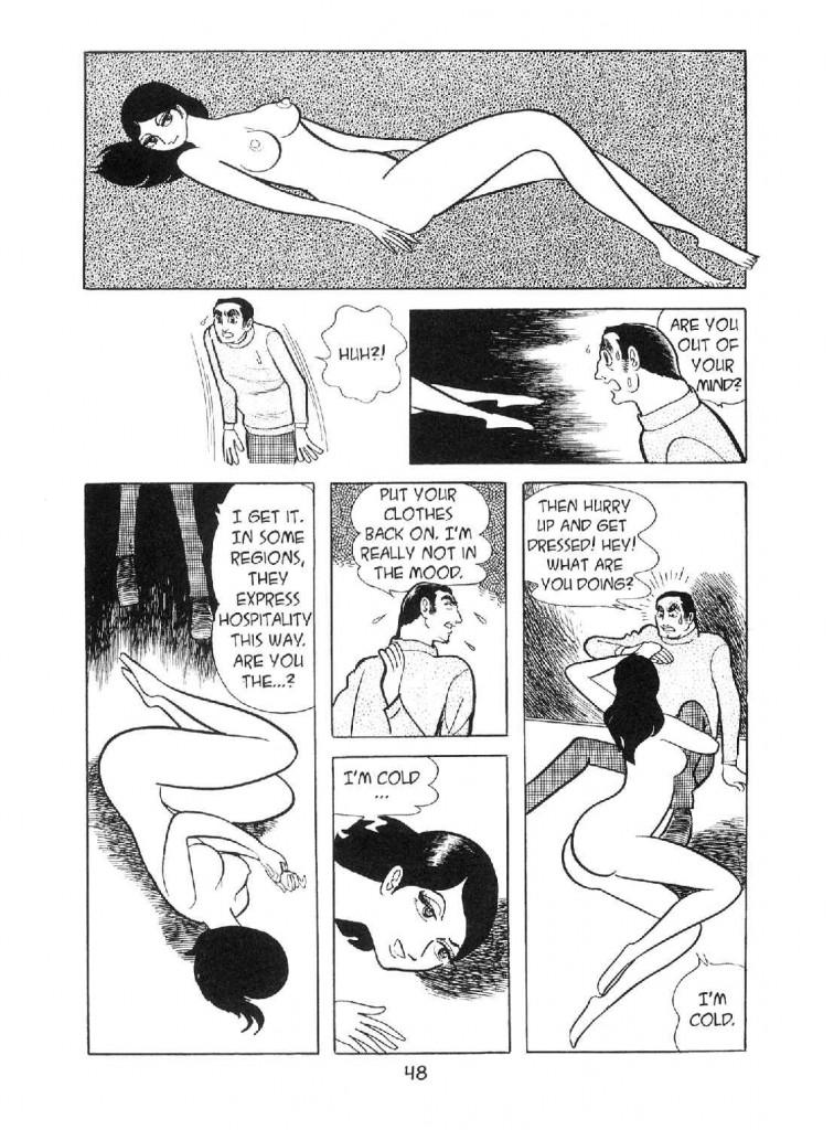 Une sensualité irrésistible   et dangereuse !