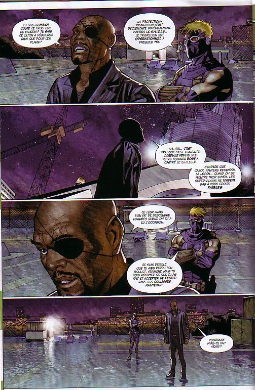 Introducing... Samuel Jackson as Nick Fury !