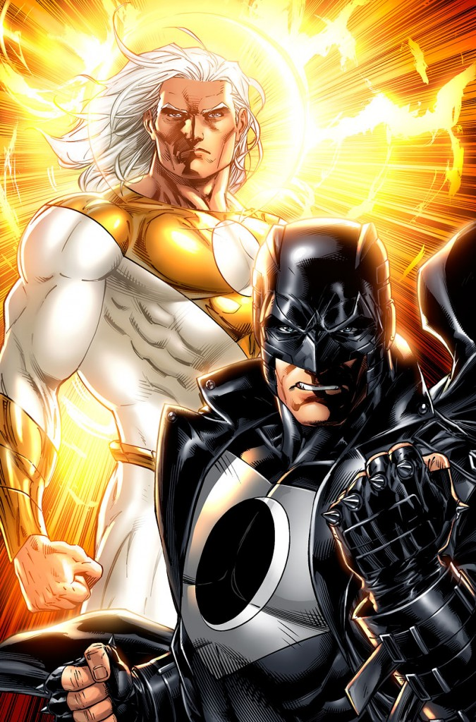 Superman & Batman ? Non ! Appolo & Midnighter !