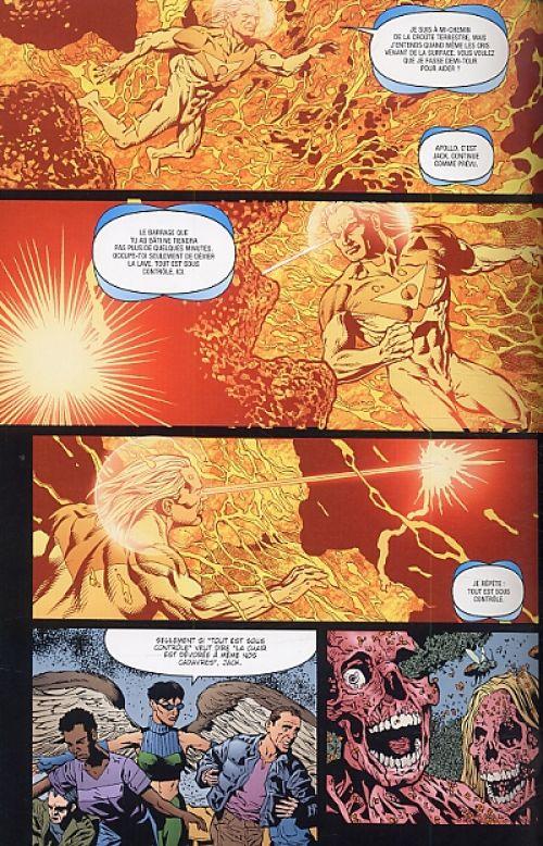 Apollo: Aussi fort que Superman, et aussi incorruptible qu'Elliot Ness!