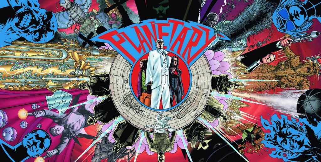 Planetary, la série kaleïdoscope !