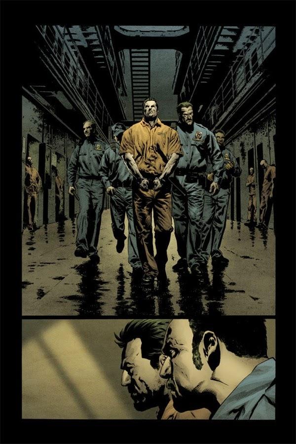 """Une esthétique qui transpire les références aux """"films de prison"""""""