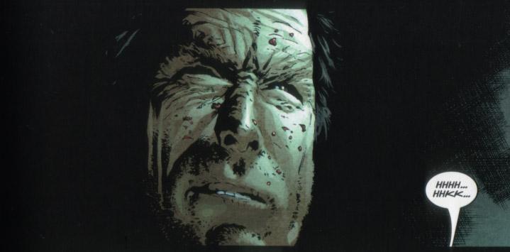 "Garth Ennis aime Clint Eastwood et aime ""L'Evadé d'Alcatraz""..."