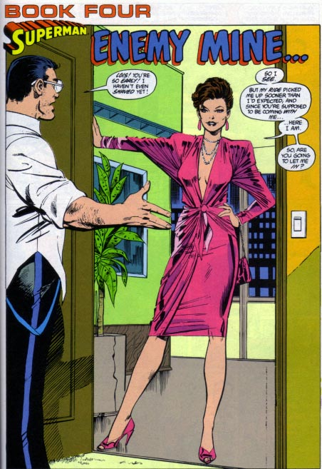 Lois Lane : une battante