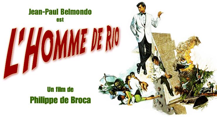 Une affiche typique des films d'aventures dans les années 60 : James Bond style !