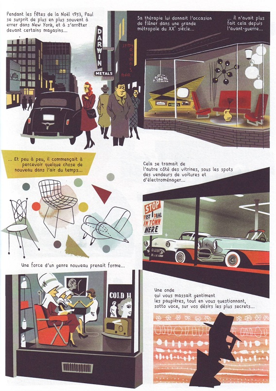 Un air de Car of tomorrow de Tex Avery