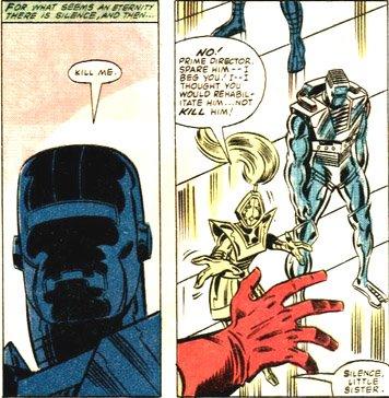 Terminator le héros maudit !