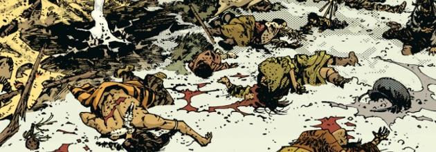 Le génocide indien - une parabole du drame humain...