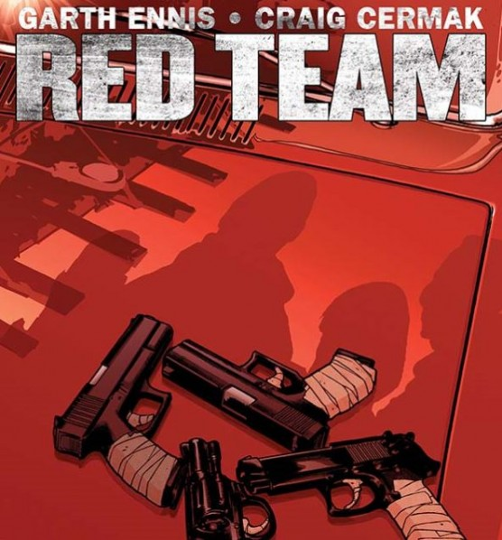 RED TEAM COVER