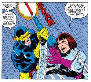Les X-Men ne tuent pas.