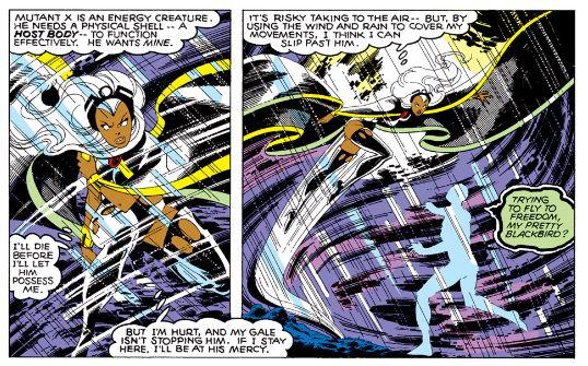 Daté : à l'époque toutes les superhéroïnes portaient des talons hauts.