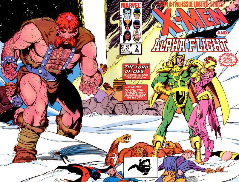 X-Men AW AFb