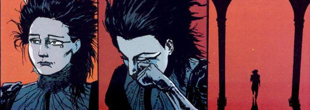 Le mauvais caractère de Dream fait même pleurer la Mort ! Un calin ?