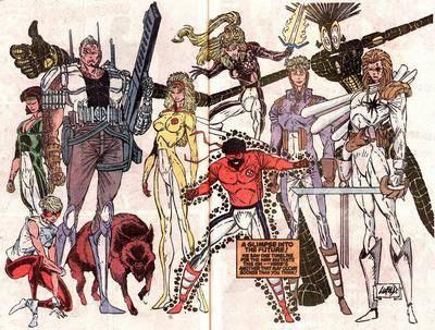 New Mutants, une version un peu différente