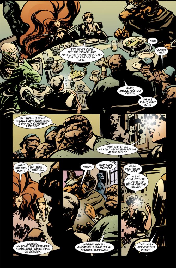 Le dessinateur John Paul Leon: On est chez Marvel ou chez Vertigo?