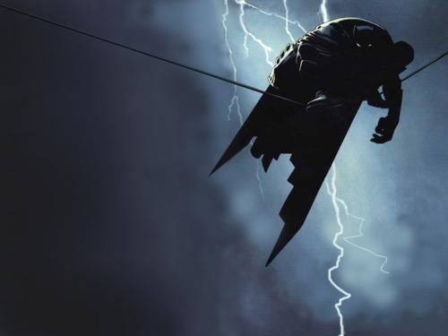 … et le super-héros sombre et torturé du Dark Age !