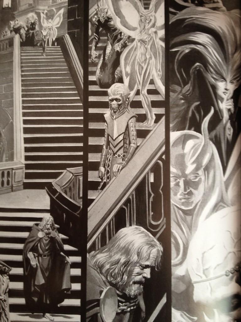 Le magnifique épilogue de Earth X: 5 pages de silence et d'émotion peintes par Alex Ross…