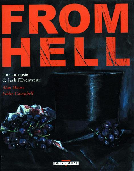 From Hell : Le mariage ultime entre la bande dessinée et la littérature !