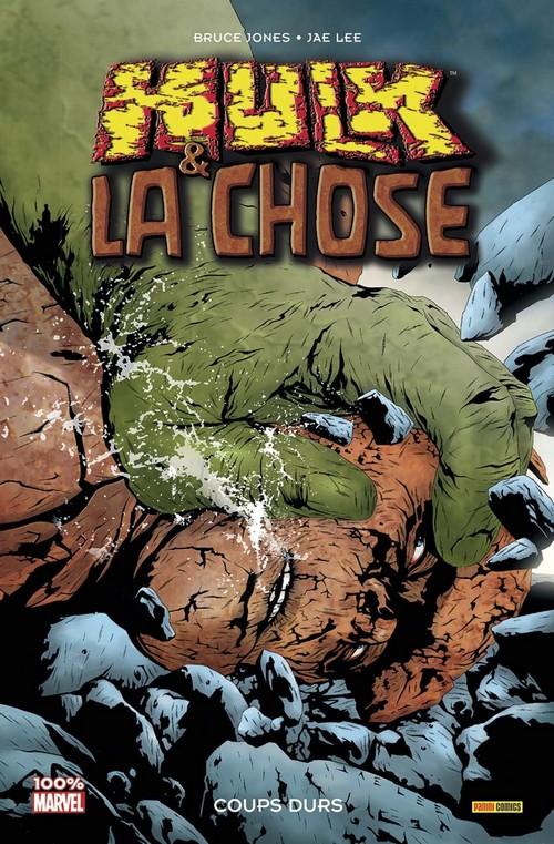 Avec Hulk, les baffes fleurissent ! normal, il a la main verte...