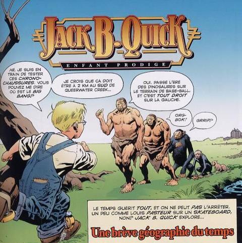 Jack et Tintin