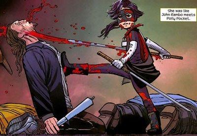 Comment Wolverine a-t-il pu trancher autant de gorges sans effusion de sang ?