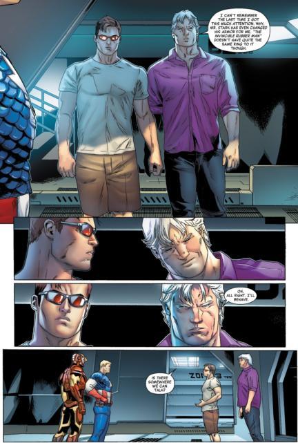Avengers + Xmen...