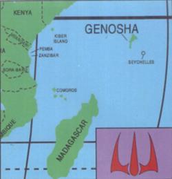 Question géographie : ou est Génosha ?
