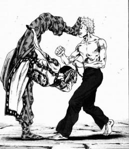 Prendre son pied dans le combat
