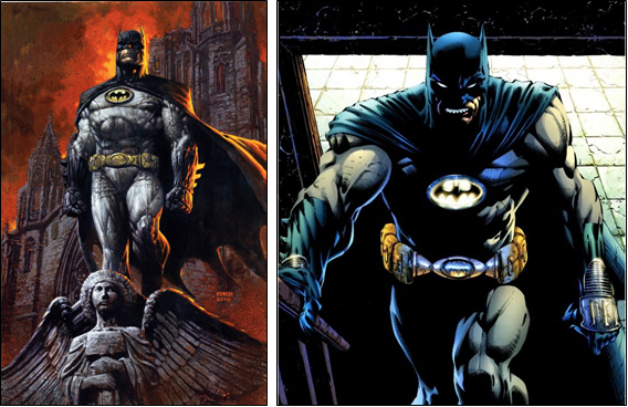 L'über-Batman de David Finch