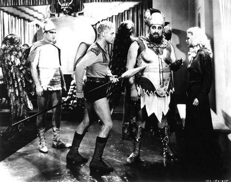 En 1936, Flash Gordon apparaissait déjà au cinéma, dans un serial de 13 épisodes diffusé en première partie de soirée ! / Creative Commons / Source Flickr