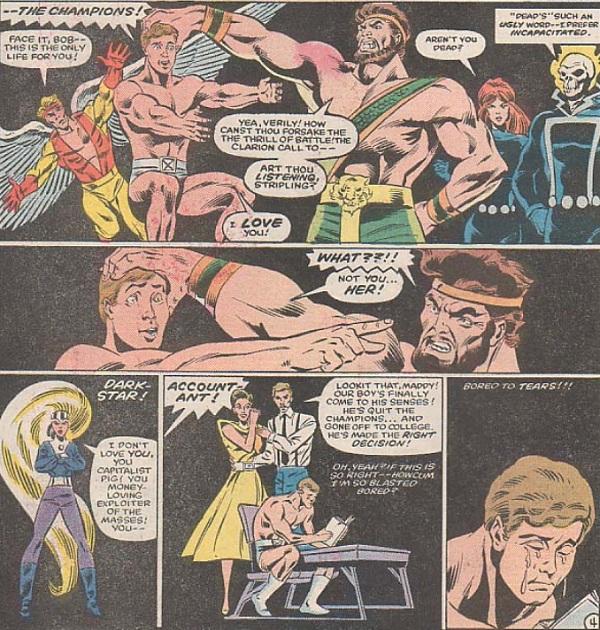 Bobby Drake : un héros au fort complexe dinfériorité