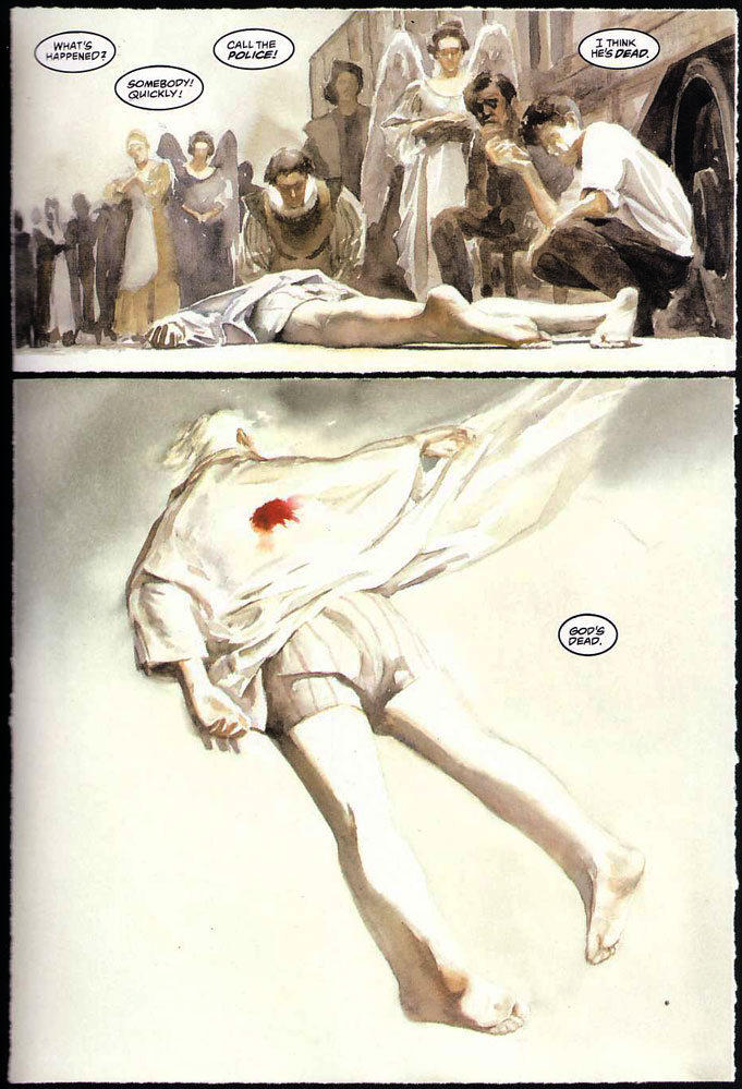 La mort de Dieu