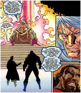 Rémy Lebeau, le dernier à avoir vu les X-Men vivants