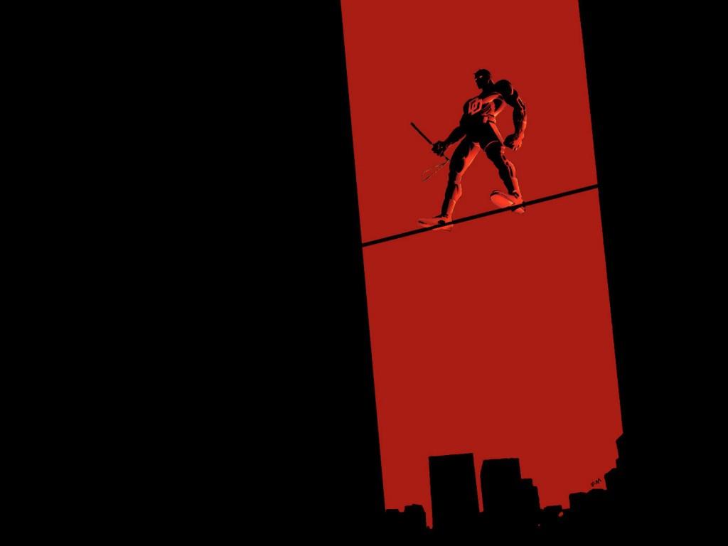 Frank Miller a marqué Daredevil d'une empreinte indélébile, redonnant des couleurs à une série moribonde en la repeignant… en rouge et noir.