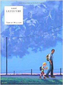 Un homme mystérieux apparaissant dans l'album, William. Il est en fait un des deux héros de « Tom et William »  (Lombard - 2010).
