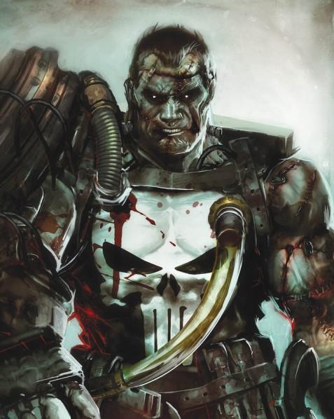 Frankencastle: Un monstre, un vrai!