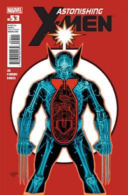 Le suppositoire géant de Wolverine...