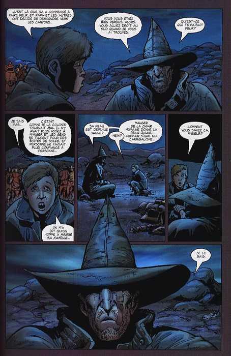 Pilgrim : un des personnages les plus sombres de Garth Ennis