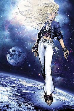 Karolina, une héroïne extraterrestre, jeune, belle et gay ! Les Fugitifs vivent avec leur temps.