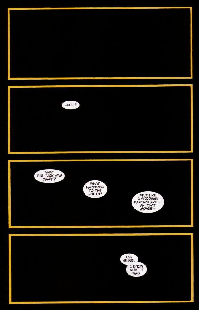 L'hommage d'Ennis au Daredevil de Frank Miller