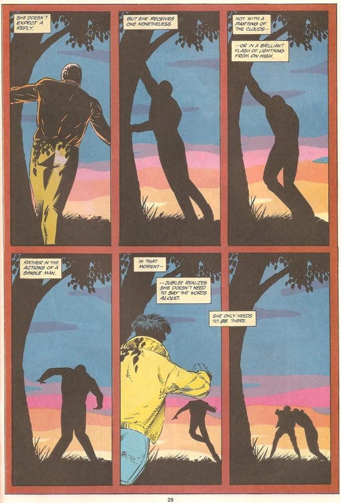 Charles Xavier : un rêveur au corps brisé