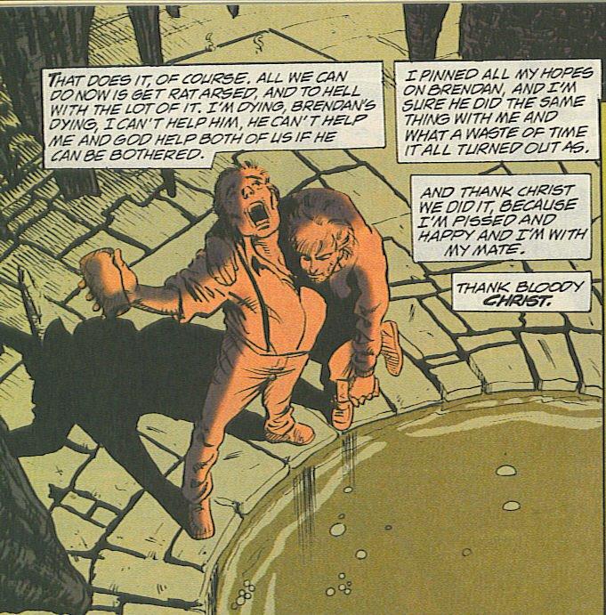 Constantine: un héros pas comme les autres…