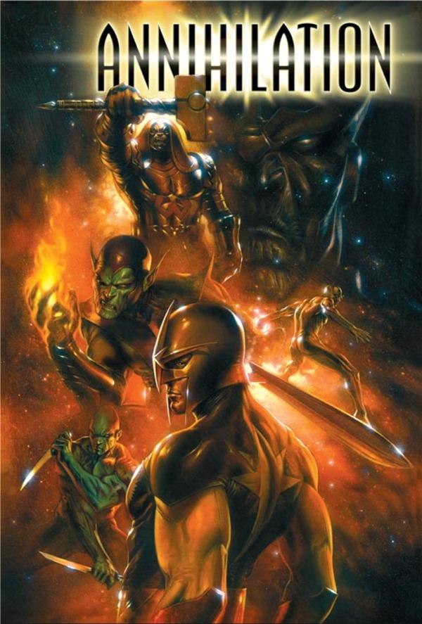 Quand Marvel rime avec space-opéra…