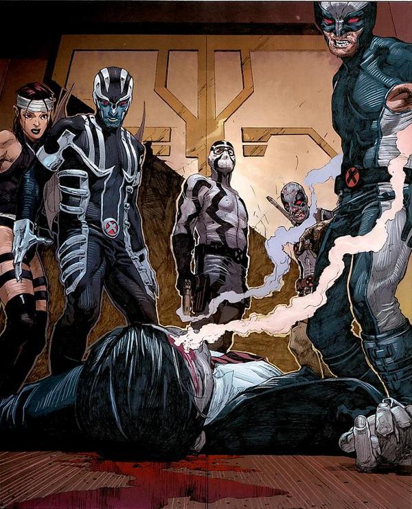 En tuant un enfant innocent, léquipe de Wolverine commet lirréparable